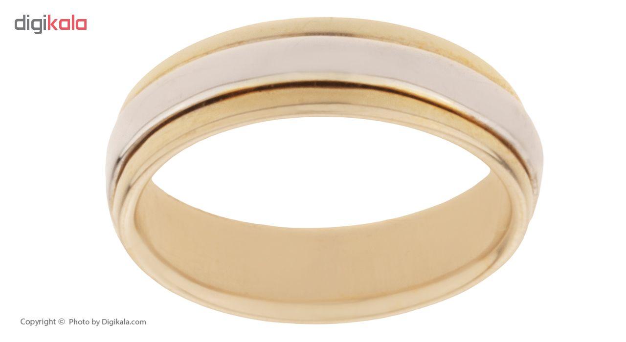 انگشتر طلا 18 عیار زنانه کد 191227