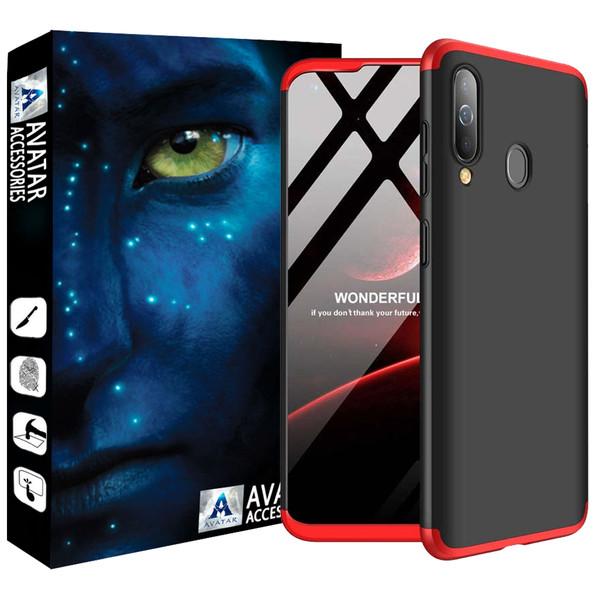 کاور 360 درجه آواتار مدل GK-SA50-2 مناسب برای گوشی موبایل سامسونگ Galaxy A50