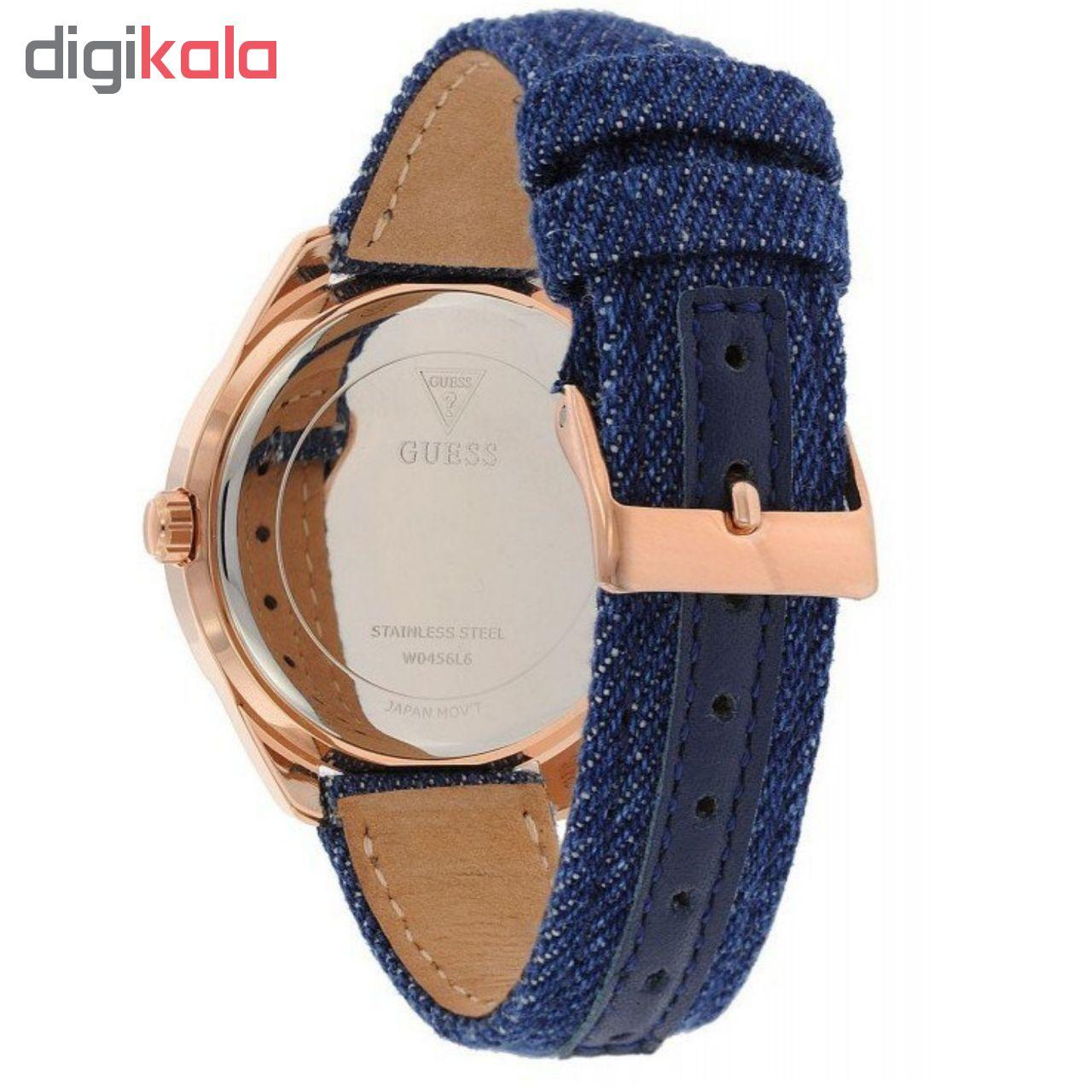 ساعت زنانه برند گس مدل W0456L6