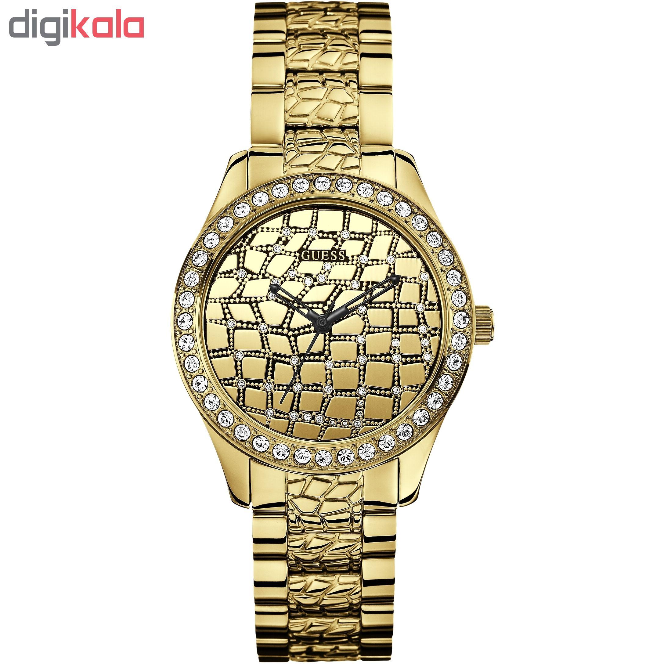 ساعت مچی عقربه ای زنانه گس مدل W0236L2