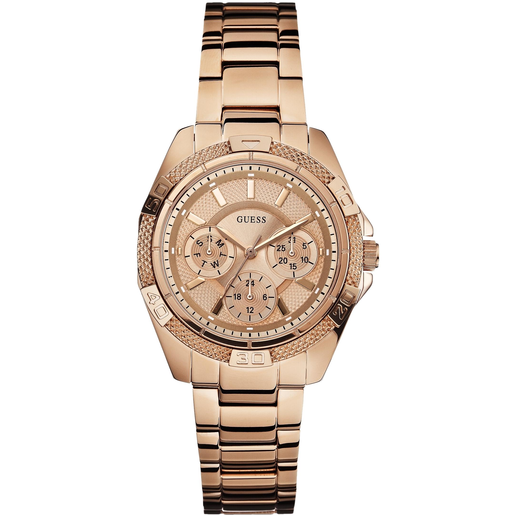 ساعت مچی عقربه ای زنانه گس مدل W0235L3