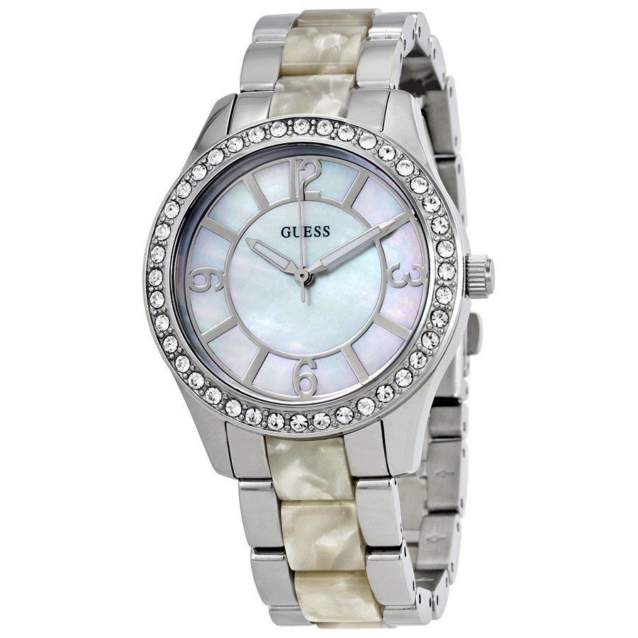 ساعت مچی عقربه ای زنانه گس مدل W0074L1