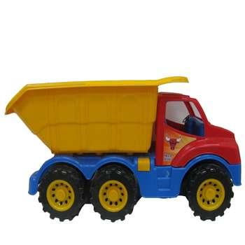 ماشین بازی طرح کامیون مگا ولوو