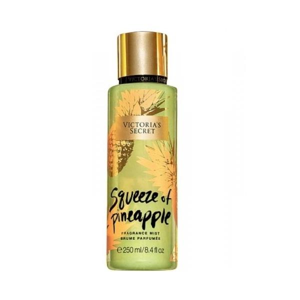 بادی اسپلش زنانه ویکتوریا سکرت مدل Squeeze Of Pineapple حجم 250 میلی لیتر