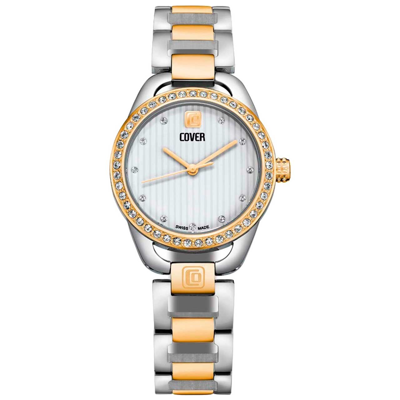 ساعت مچی عقربه ای زنانه کاور مدل Co167.02