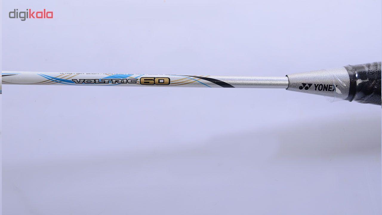 راکت بدمینتون یونکس مدل Voltrice 60 بسته 2 عددی  main 1 1
