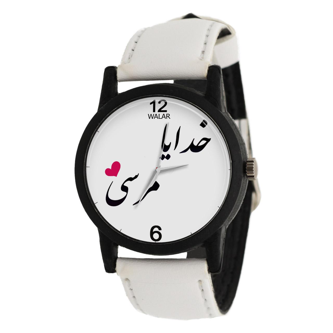 ساعت مچی عقربه ای زنانه والار مدل LF1423