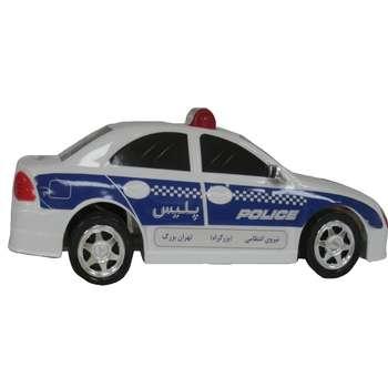 ماشین بازی طرح پلیس بزرگراه
