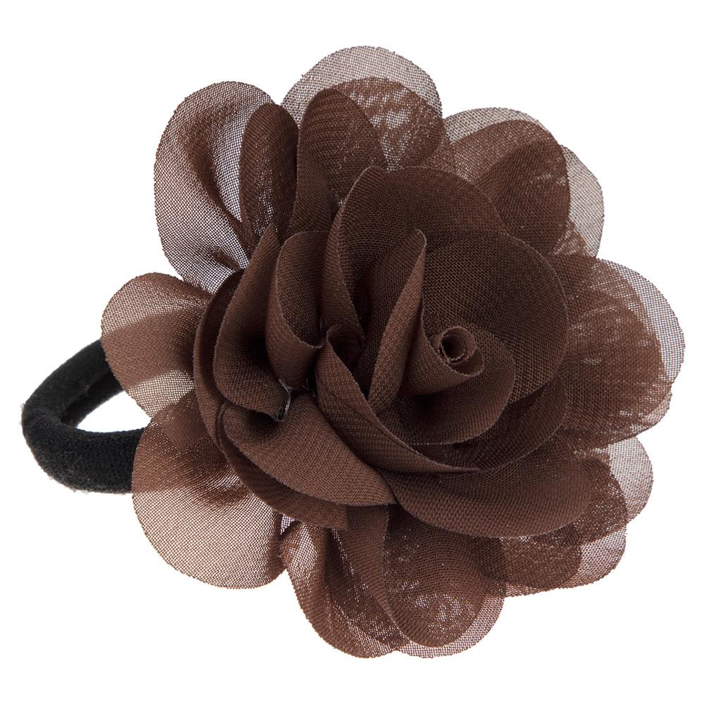 خرید                                      کش مو طرح گل رز کد 7415 تک سایز