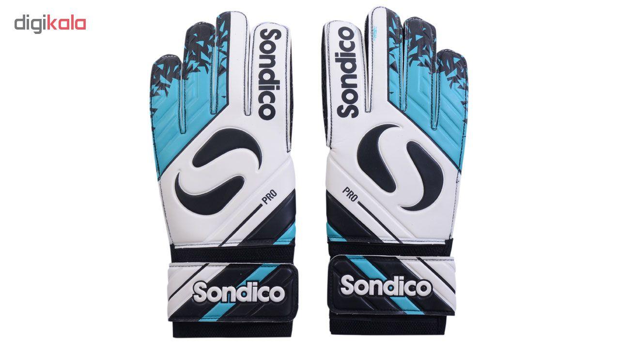 دستکش دروازه بانی سانیدکو مدل PRO-01