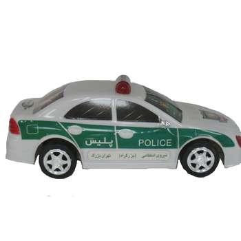 ماشین بازی طرح پلیس