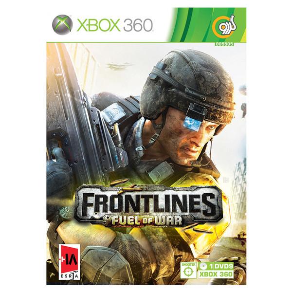 بازی Frontlines Fuel of War مخصوص Xbox 360 نشر گردو