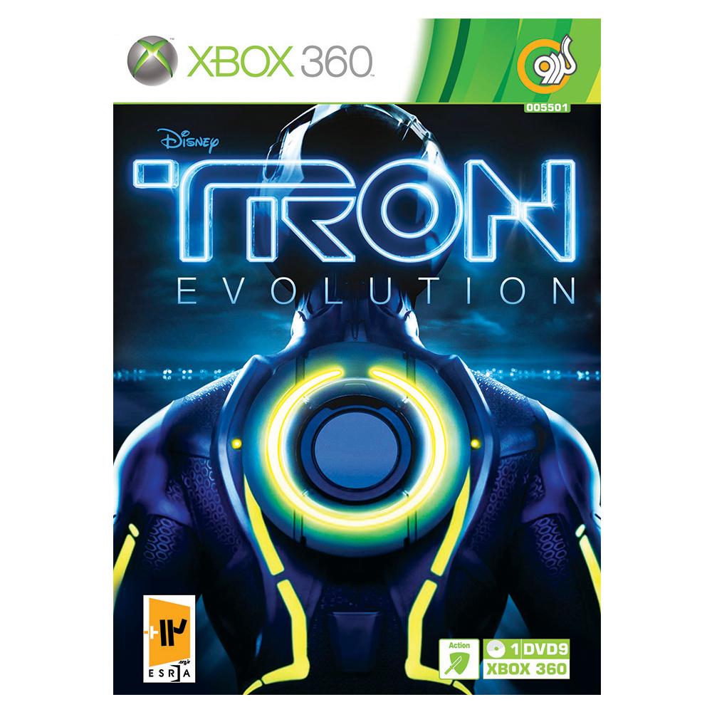 بازی Tron Evolution مخصوص Xbox 360 نشر گردو