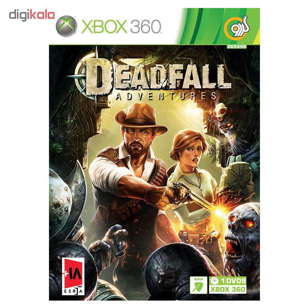 خرید اینترنتی بازی DeadFall Adventurs مخصوص Xbox 360 نشر گردو اورجینال