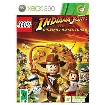 بازی Lego Indiana Jones مخصوص Xbox 360 نشر گردو