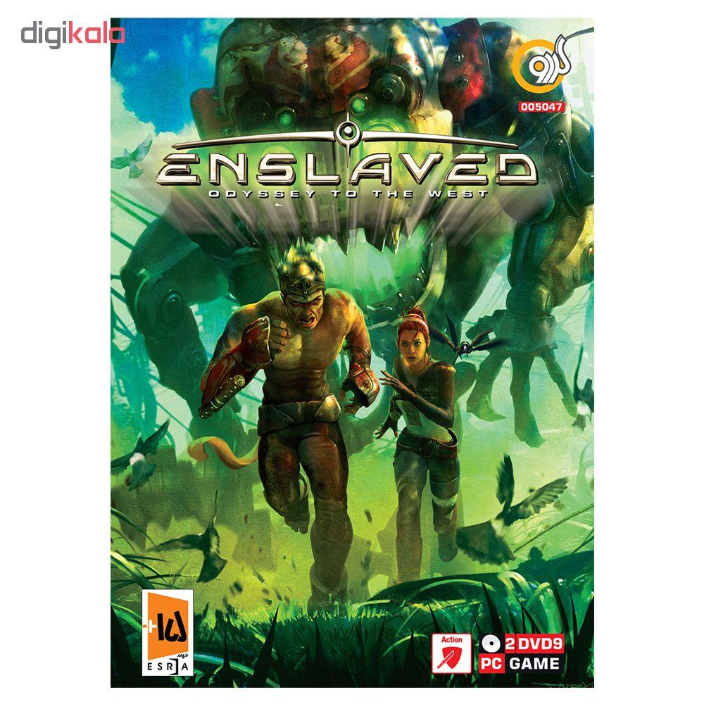 خرید اینترنتی بازی Enslaved مخصوص Xbox 360 نشر گردو اورجینال