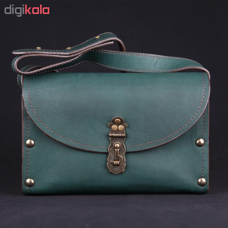 کیف دوشی زنانه مدل هیوا کد KH0-W1
