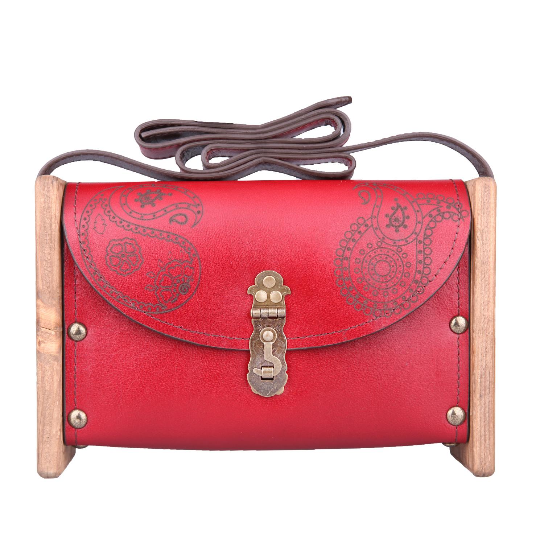 کیف دوشی زنانه مدل هیوا کد KH1-W2