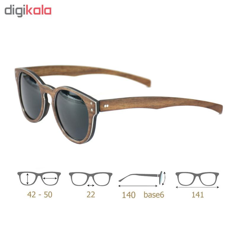 عینک آفتابی دیجنت کد d812