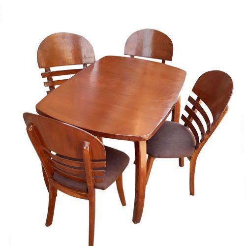 میز و صندلی ناهار خوری مدل Bg102