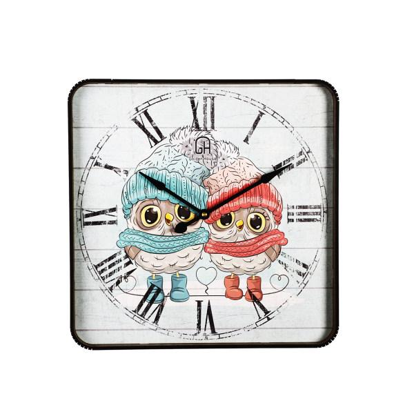 ساعت دیواری گلدن هاوس مدل GLDHS کد DLT-B1000-22