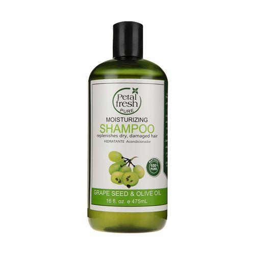شامپو مو پتال فرش مدل Grape Seed & Olive حجم 475 میلی لیتر