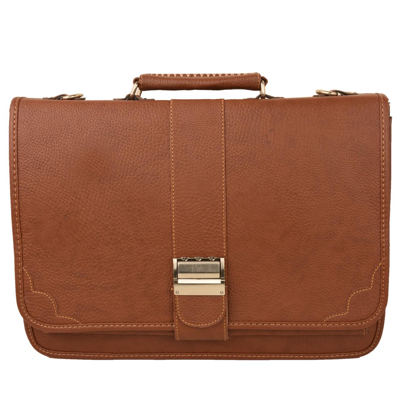 قیمت کیف اداری مردانه پارینه مدل 1-P258