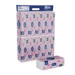 دستمال کاغذی 100 برگ فلورا مدل Soft Pack بسته 10 عددی thumb