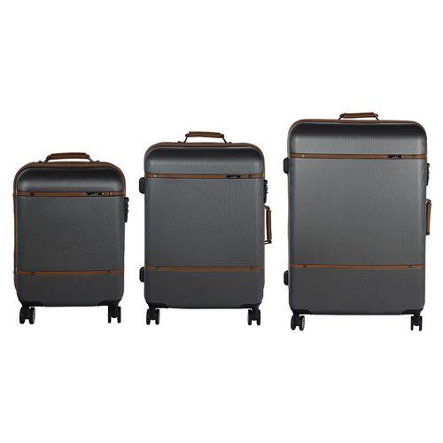 مجموعه 3 عددی چمدان کندوتی کد C-1080