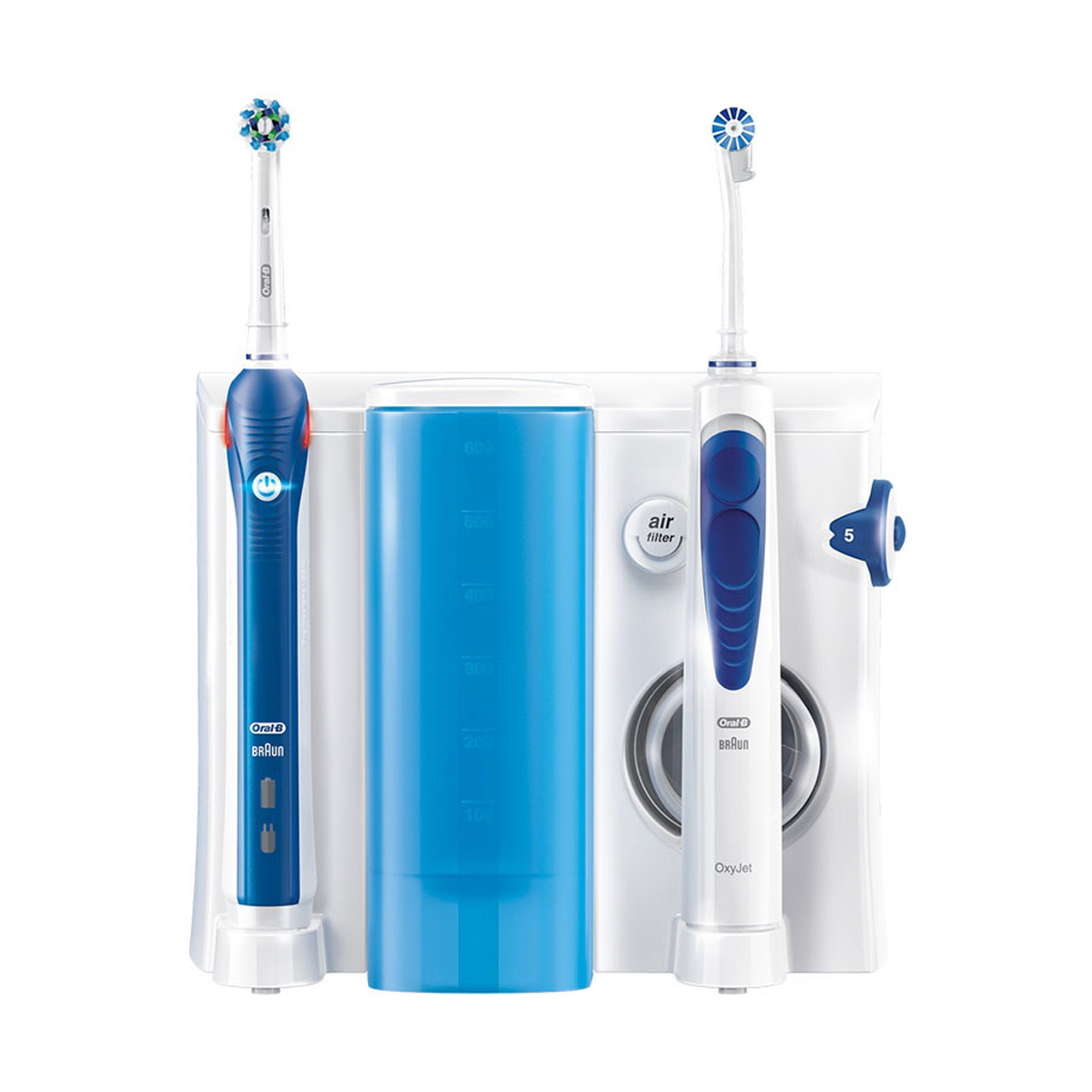 مسواک برقی اورال-بی مدل Oxyjet + PRO 2000