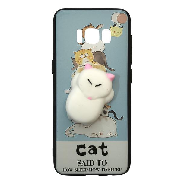 کاور مدل C 02 مناسب برای گوشی موبایل سامسونگ Galaxy S8