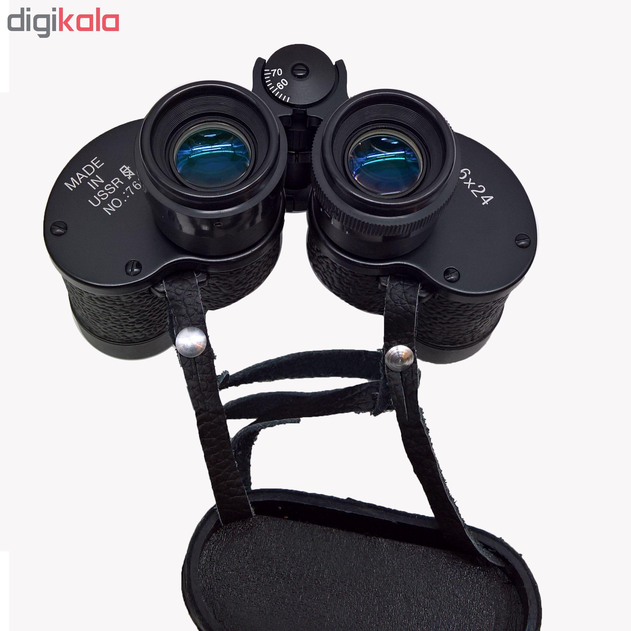 دوربین دو چشمی یو اس اس آر مدل 24×6 762757U