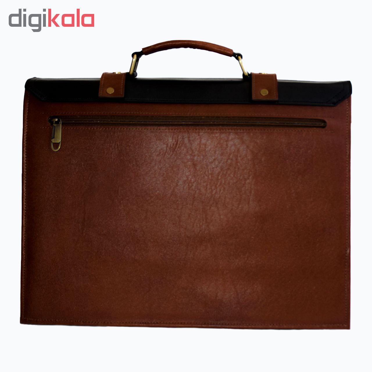 کیف اداری مردانه دیان چرم کد kpd002