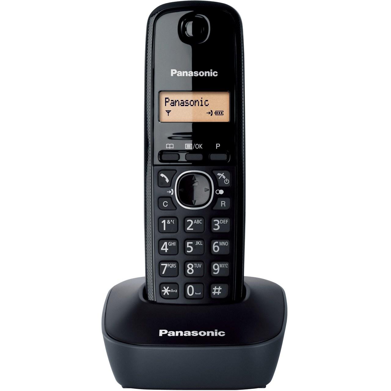 خرید اینترنتی تلفن بی سیم پاناسونیک مدل KX-TG1611