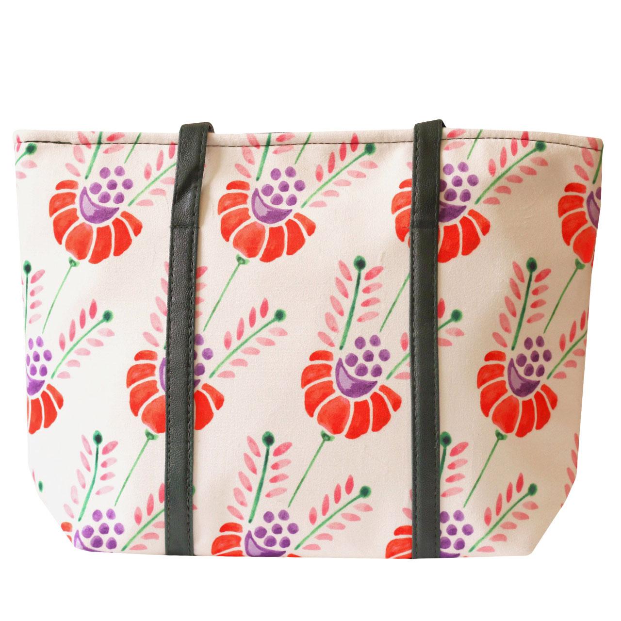 کیف رودوشی زنانه طرح Floral کد MB01