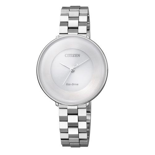 ساعت مچی عقربه ای زنانه سیتی زن مدل EM0600-87A