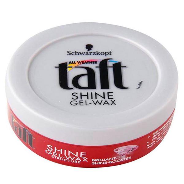واکس مو تافت مدل Shine Gel-Wax حجم 75 میلی لیتر
