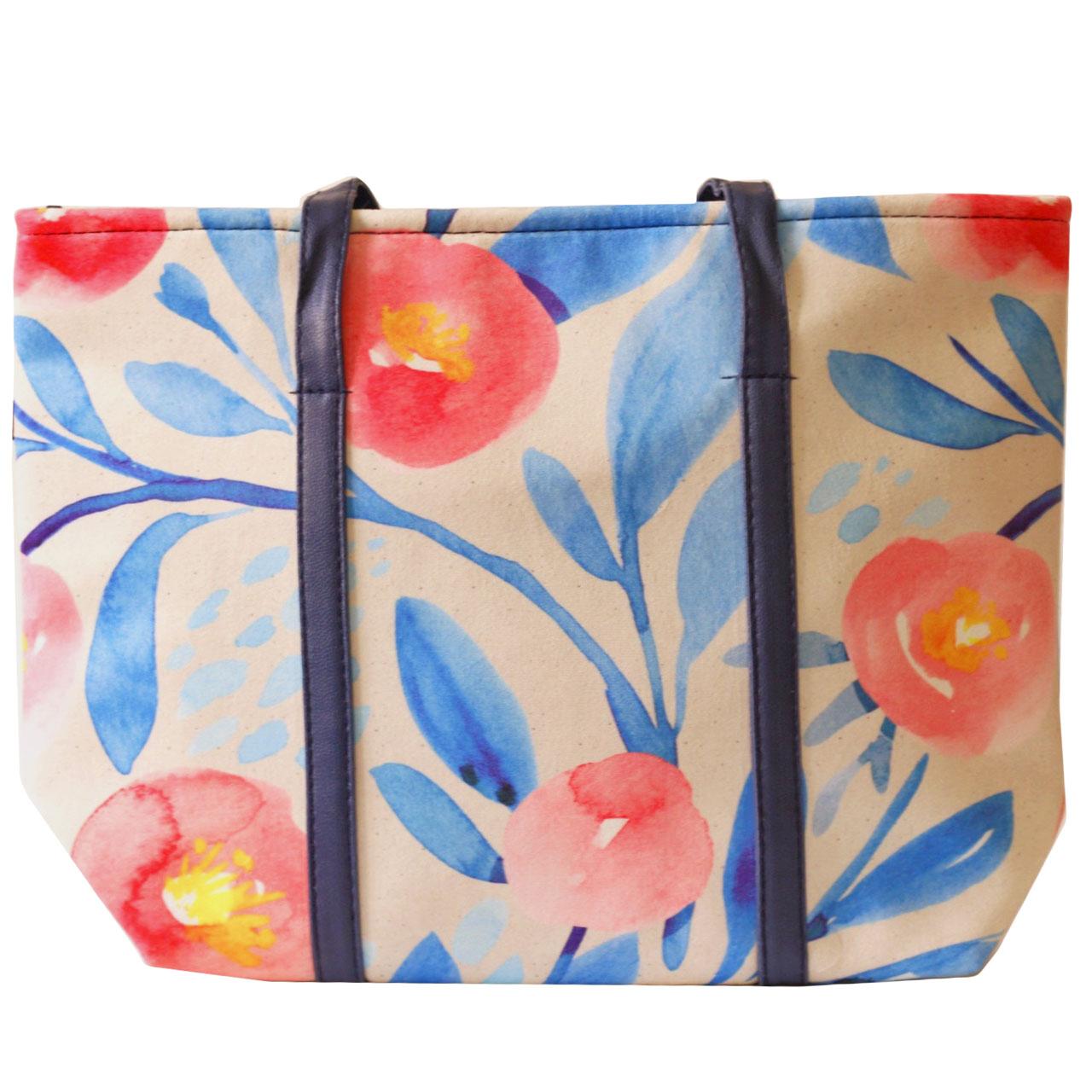 کیف دوشی زنانه طرح Floral کد MB06