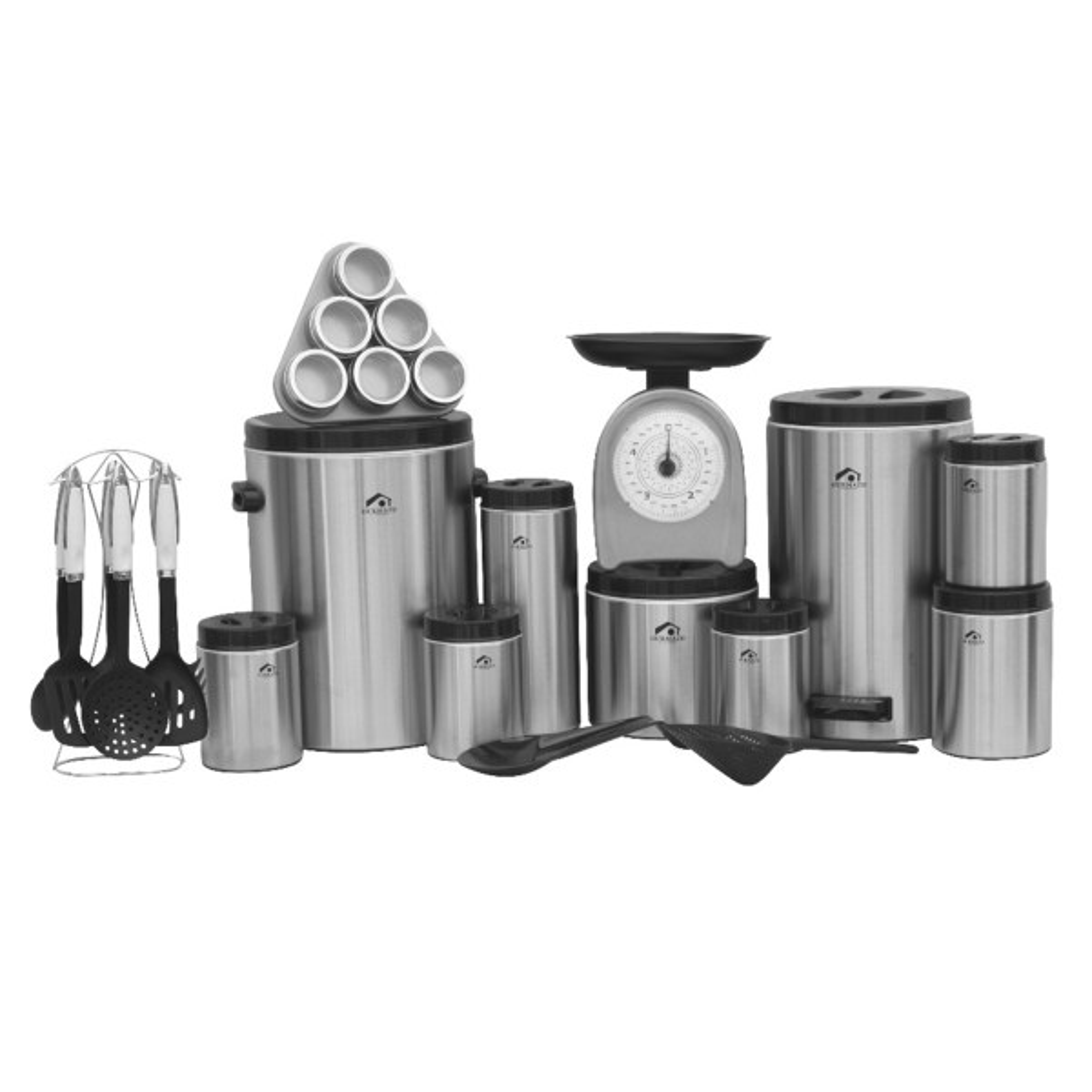 سرویس 30 پارچه آشپزخانه اورمزد مدل B30