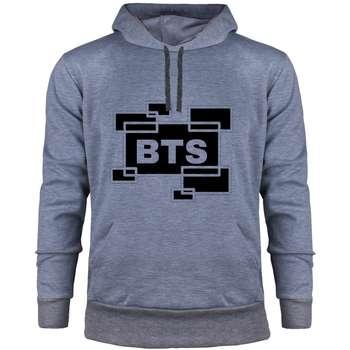 هودی مردانه طرح bts کد BH31