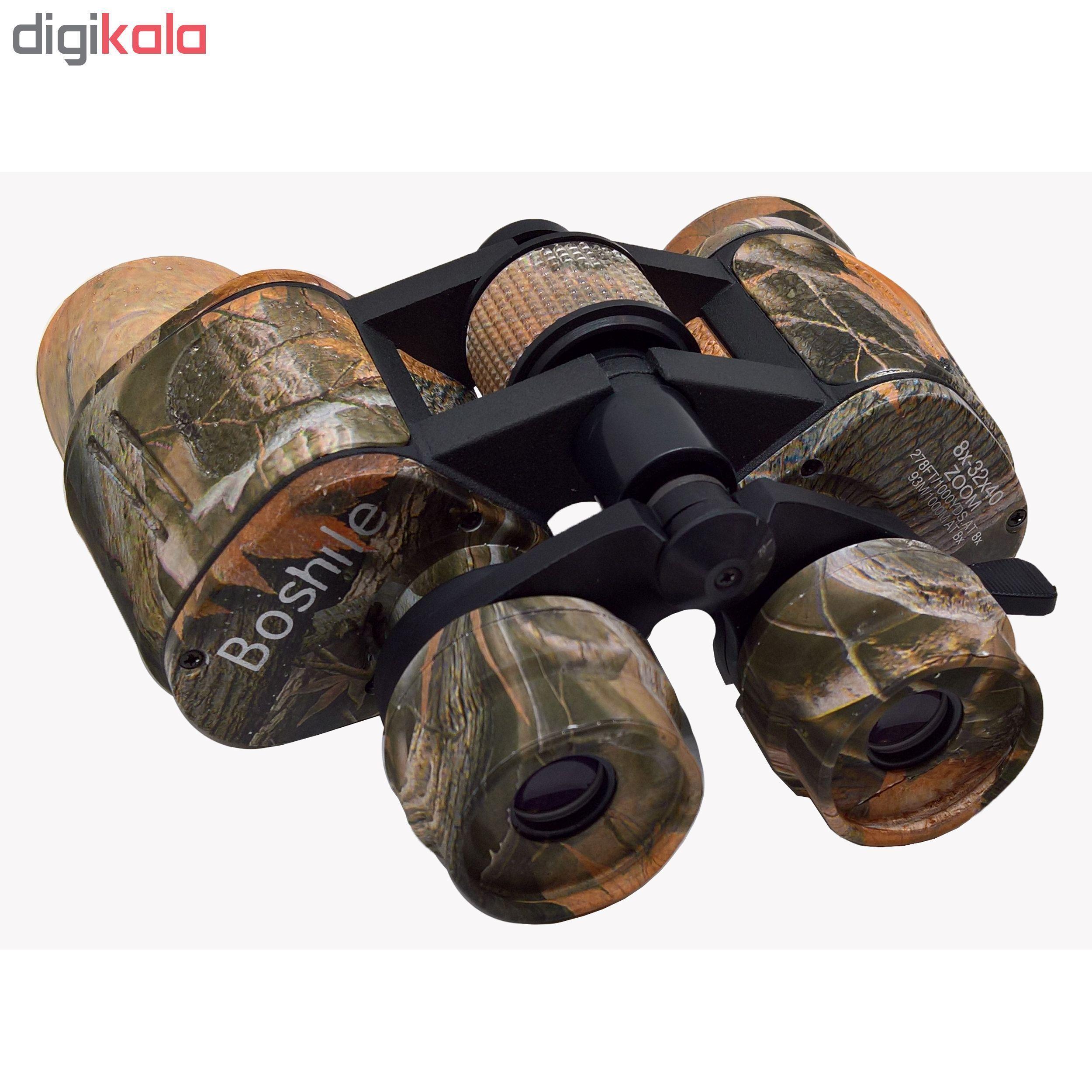 دوربین دو چشمی بوشیل مدل  Camouflage  8-32×40