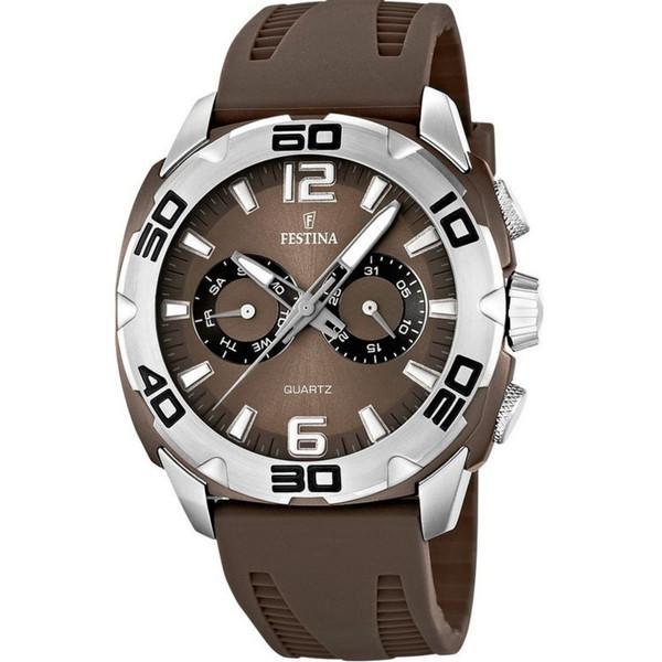 ساعت مچی عقربه ای مردانه فستینا مدل F16665-4