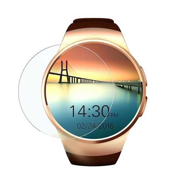 محافظ صفحه نمایش شیدتگ مدل SPA18 مناسب برای ساعت هوشمند KW18