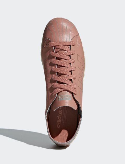 کفش راحتی زنانه آدیداس مدل CQ2587 - صورتی - 4
