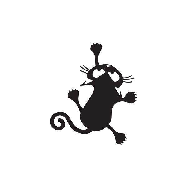 استیکر لپ تاپ طرح پیشی کد ۰۱