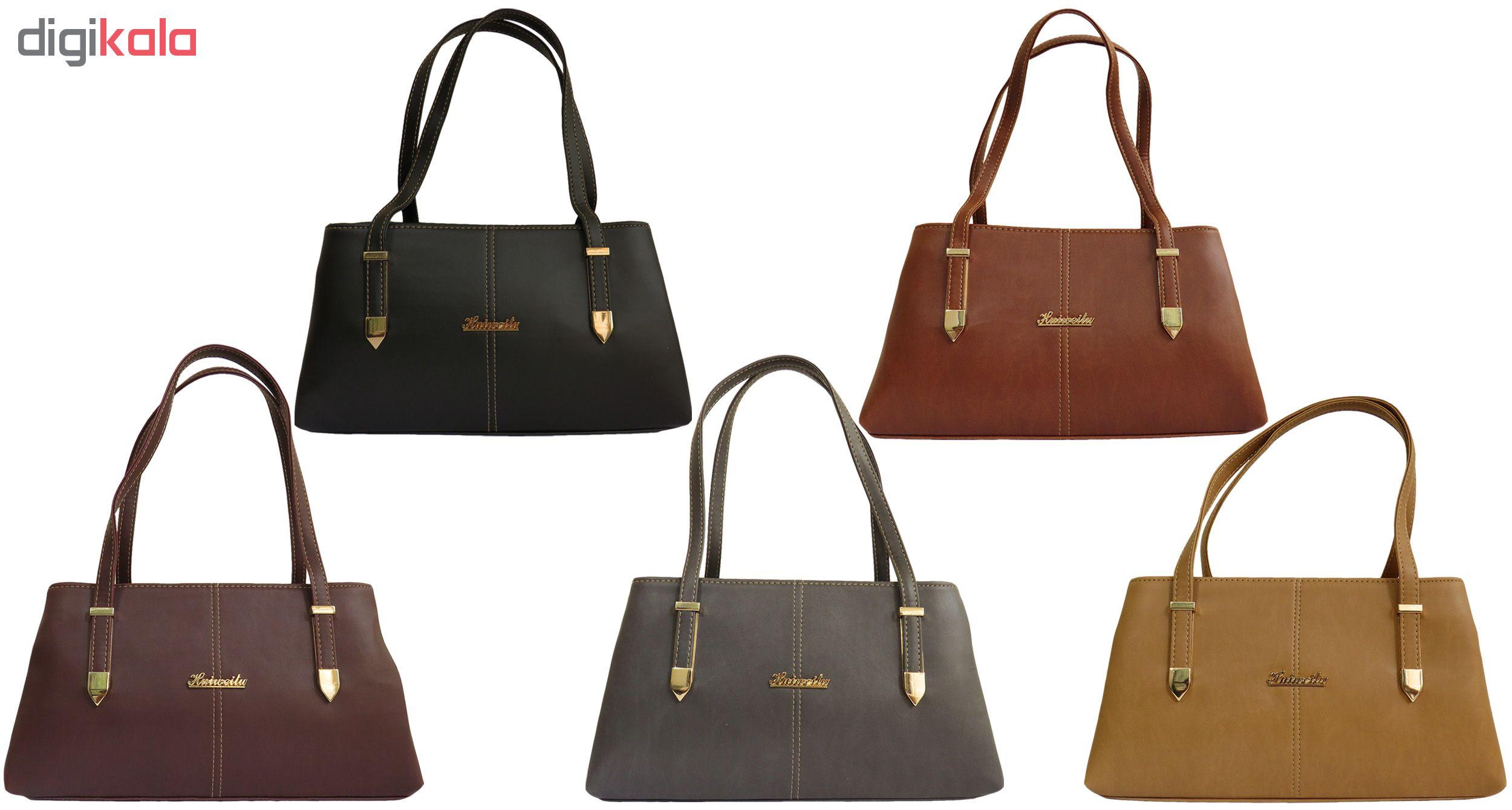 کیف دستی زنانه کد 257