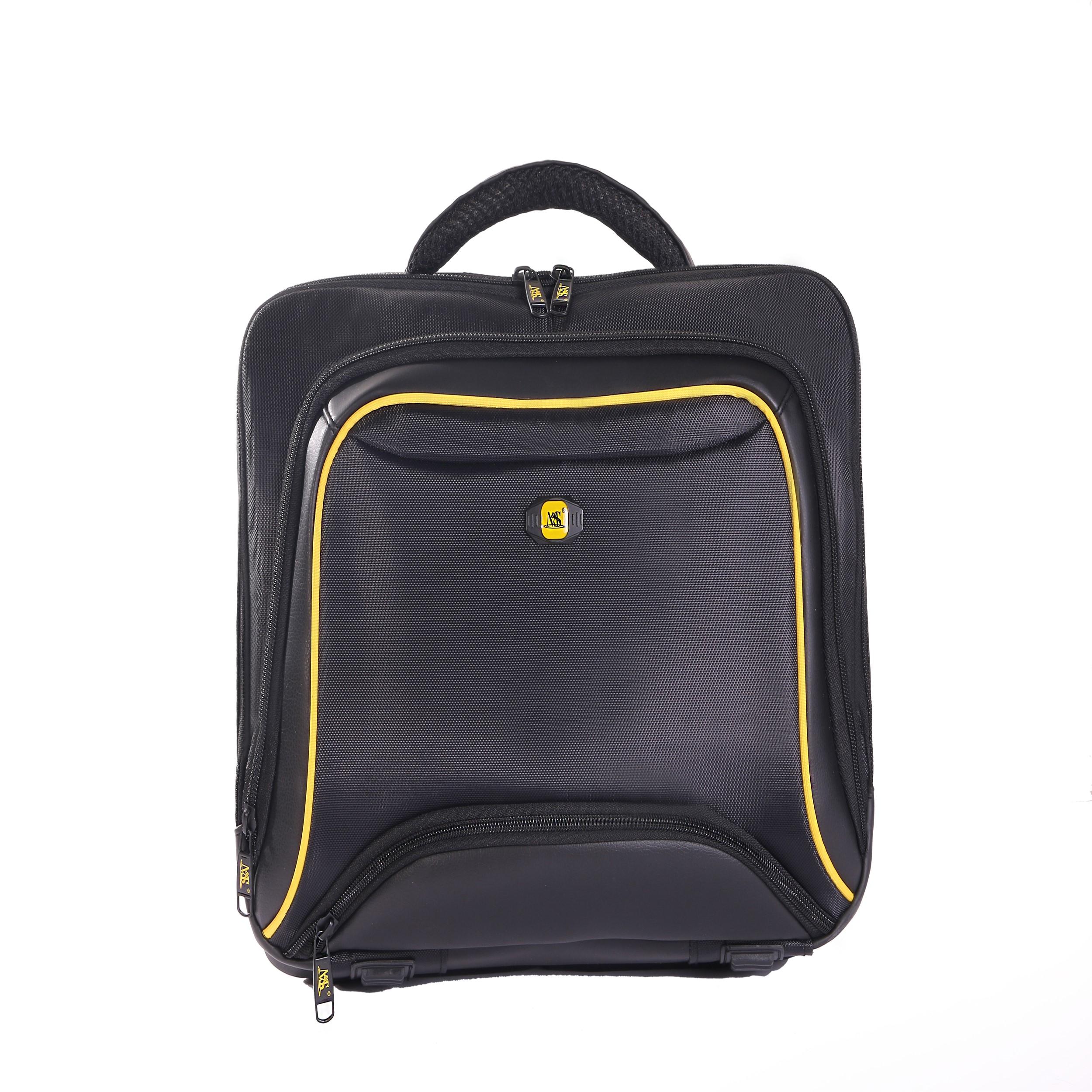 کیف لپ تاپ ام اند اس  مدل br-114 مناسب برای لپ تاپ 15.6 اینچی