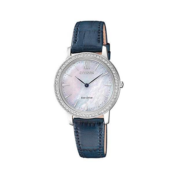 ساعت مچی عقربه ای زنانه سیتی زن مدل EX1480-15D