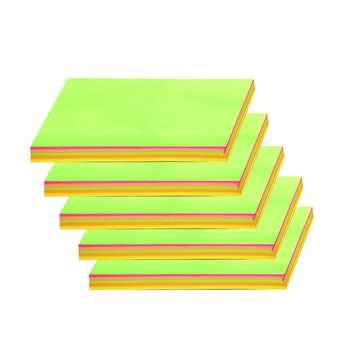 کاغذ یادداشت چسبدار  مدل B111 بسته 5 عددی