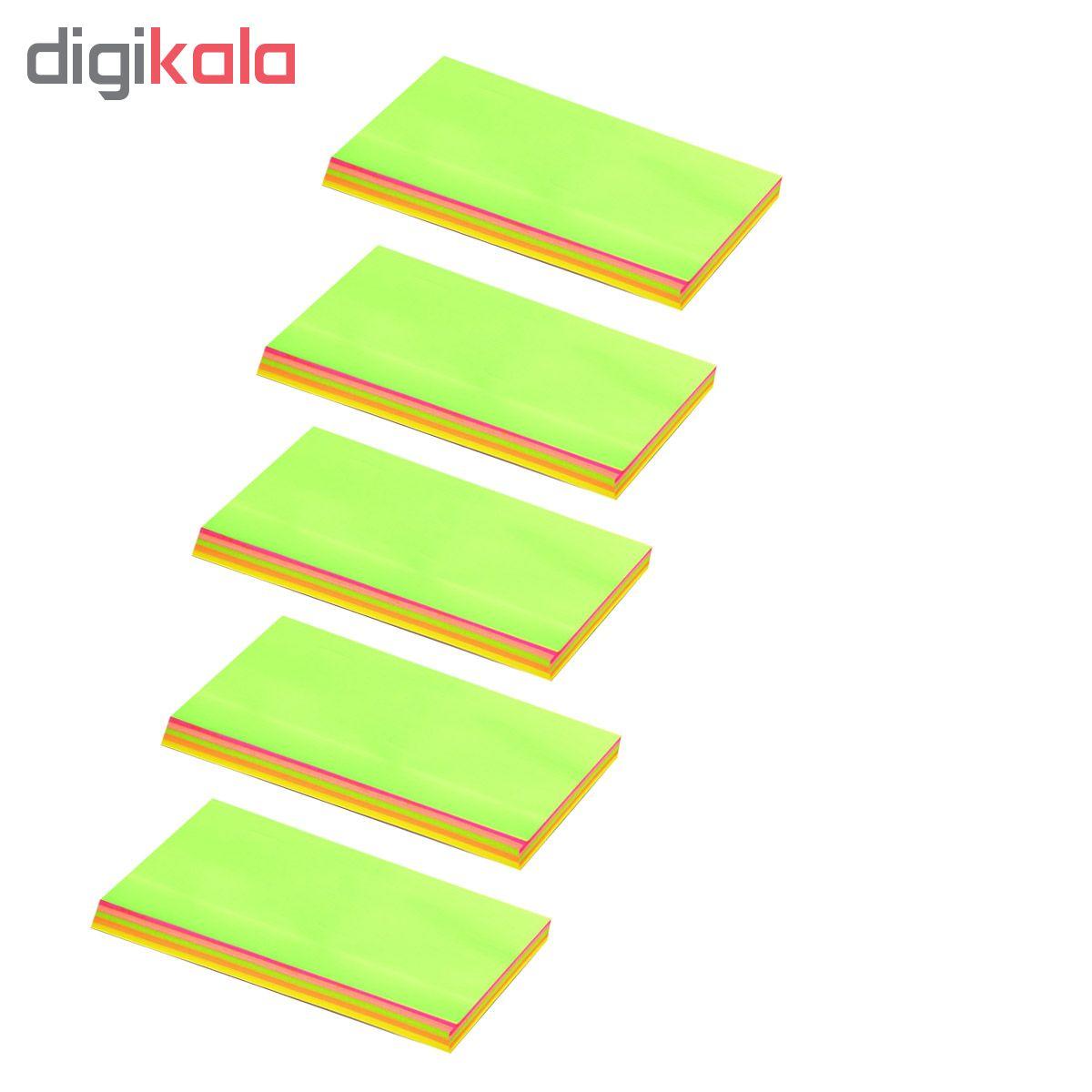 کاغذ یادداشت چسبدار  مدل B111 بسته 5 عددی main 1 1